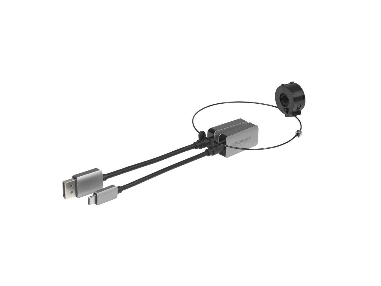 Prémium adaptergyűrű 2-HDMI_ USB-C, DisplayPort csatlakozó átalakító