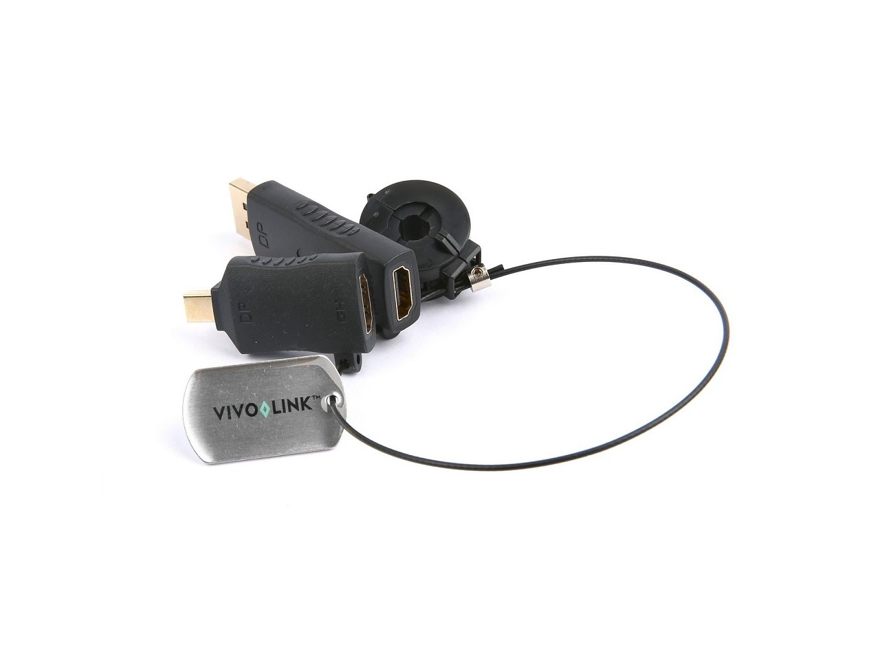 Standard adaptergyűrű 2_ DP, mini DP csatlakozó átalakító