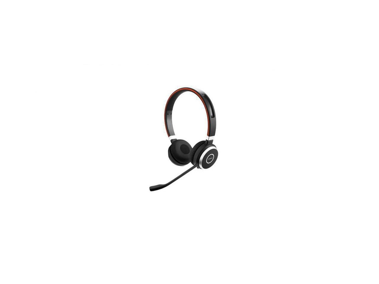 Jabra Evolve 65 MS vezeték nélküli fejhallgató mikrofonnal