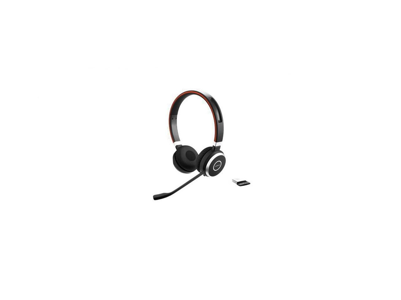 Jabra evolve2 65 uc vezeték nélküli fejhallgató, headset