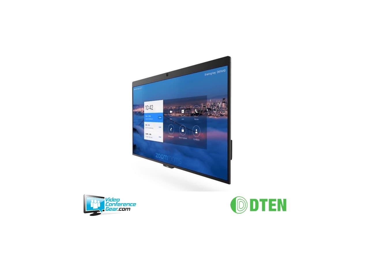 DTEN D7 55 interaktív érintőképernyő