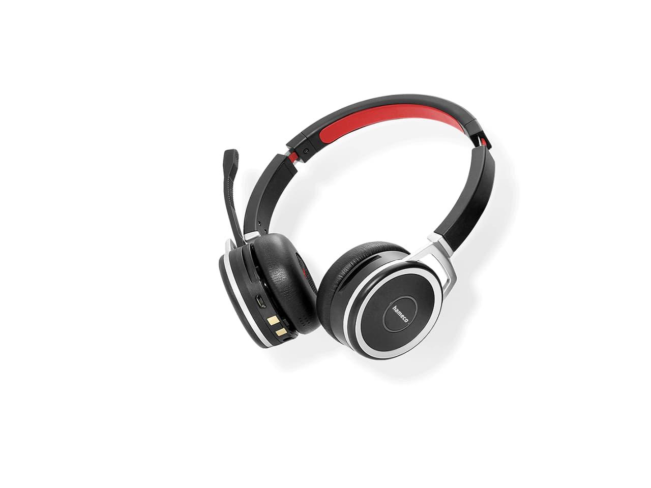 Hameco vezeték nélküli headset, bluetooth headset,vezeték nélküli fejbeszélő