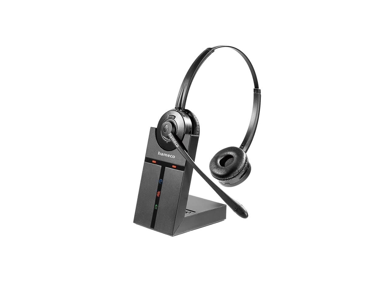 Hameco vezeték nélküli fejbeszélő,headset,fejhallgató