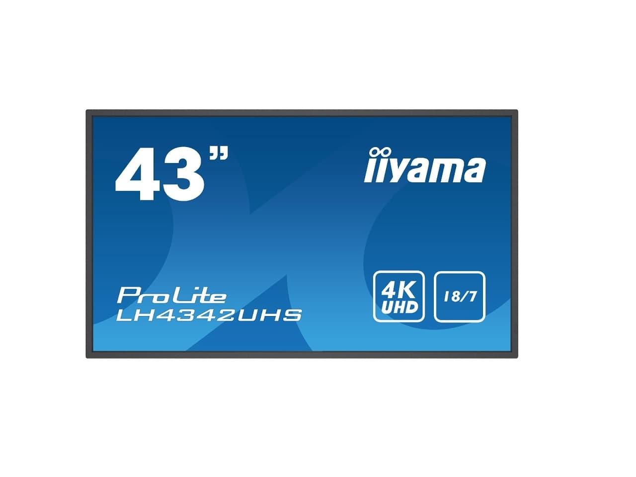 LH4342UHS digital signage kijelzo 2 Vizuáltechnika bolt