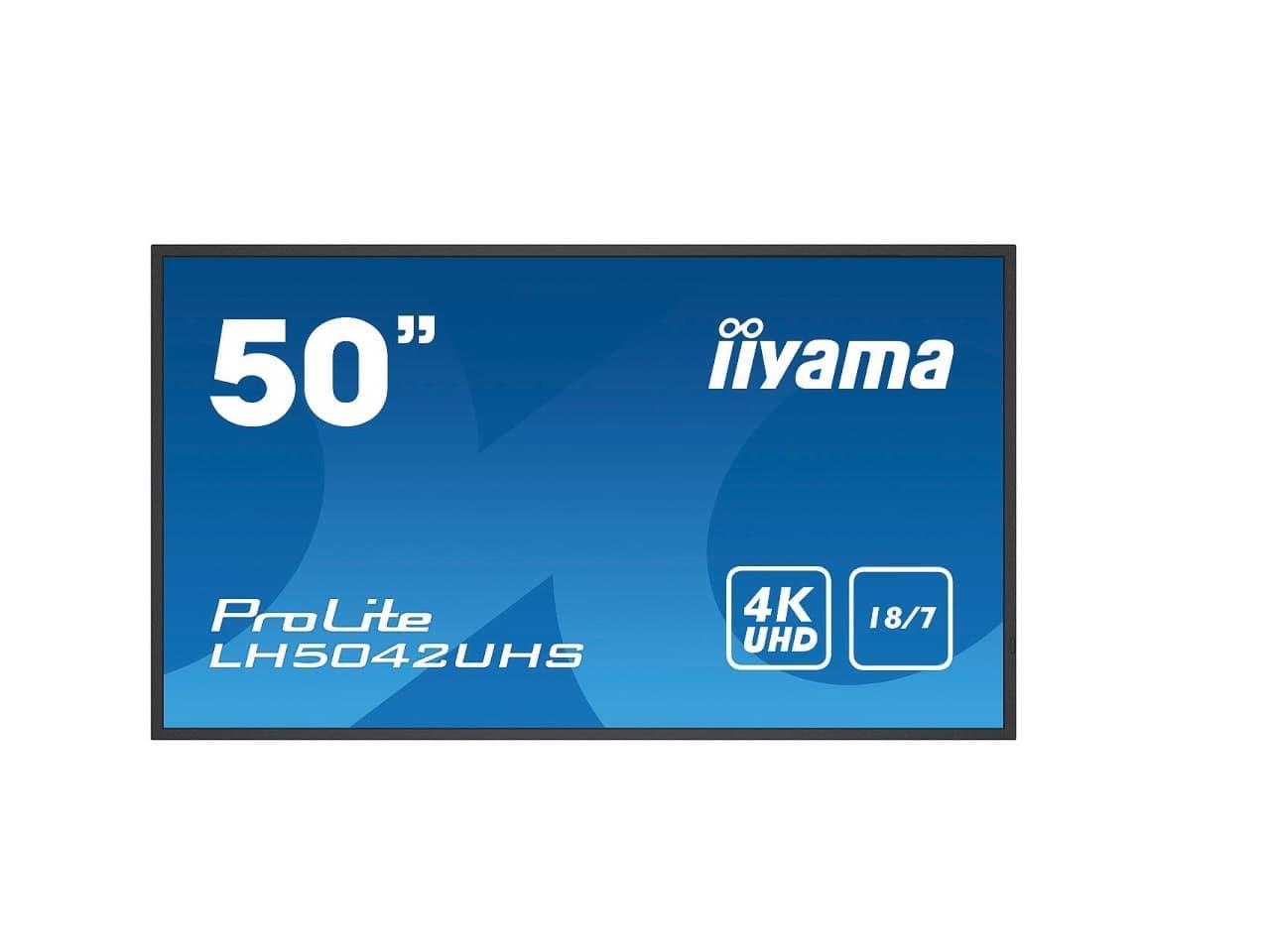 LH5042UHS digital signage kijelzo 1 Vizuáltechnika bolt